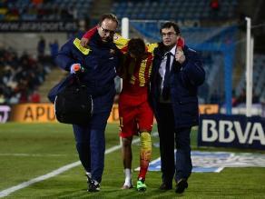 Preocupación en Barcelona: Neymar se retiró lesionado del duelo ante Getafe