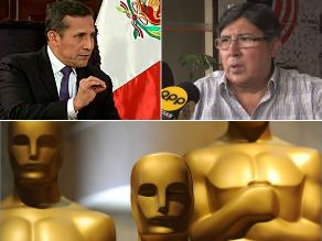 Las noticias de hoy: Humala dice que lo importante es que el fallo se ejecute, ordenan recapturar al expresidente de AL Guillermo Alarcón y los nominados al Óscar