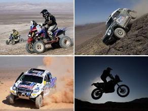 Dakar 2014: Reviva la undécima etapa entre Antofagasta y El Salvador en Chile