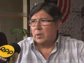 Jueza ordena la recaptura del expresidente de Alianza Lima Guillermo Alarcón