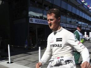 Michael Schumacher podría salir del coma inducido luego de accidente