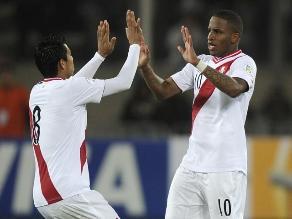 Perú desciende tres puestos en el ranking FIFA