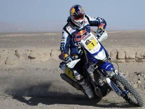 Dakar 2014: Despres gana etapa 12 y Coma acaricia título en la general