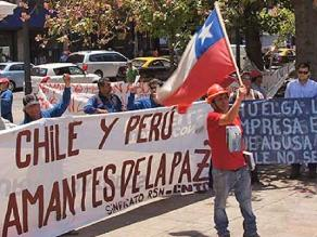 Saludan acuerdo que beneficiará a migrantes peruanos en Santiago de Chile