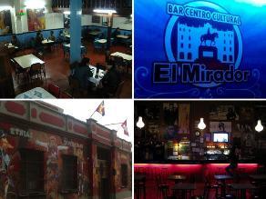 Lima bohemia: Algunos bares para celebrar sus 479 años