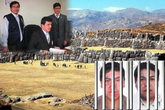 Cusco: implicados en carrusel de boletos fueron llevados a Q´enqoro