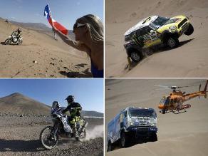 Dakar 2014: Reviva la duodécima etapa entre El Salvador y La Serena en Chile