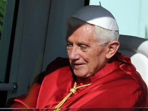 Benedicto XVI destituyó a casi 400 sacerdotes por abuso de menores