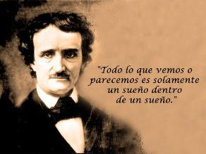 Padre de la novela policíaca: Allan Poe y sus más resaltantes frases