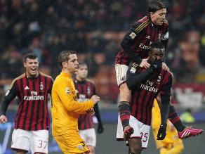 Mario Balotelli anota y Seedorf debuta con triunfo como DT del Milan