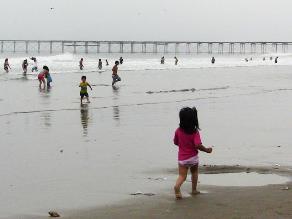 Alcalde solicita presupuesto para mejorar playa Huanchaquito