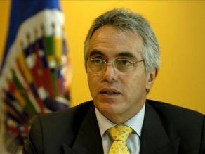 García Sayán destaca acuerdo de líderes políticos por La Haya