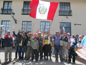 Proponen declarar como zonas protegidas a cuencas en Chota y Santa Cruz