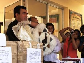 Trujillo: intentan enviar clorhidrato de cocaína en artesanía a España