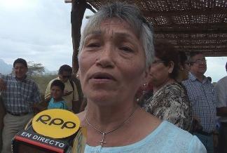 Lambayeque: deudos de PNP muertos en Pómac cansados de pedir beneficios
