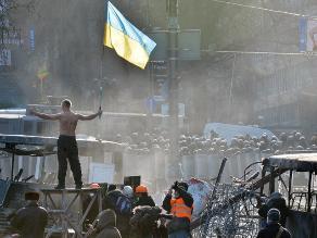 Ucrania: ¿al borde de una guerra civil?
