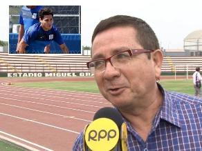 Gerente de Juan Aurich: Diego Minaya nunca informó que ingirió un diurético