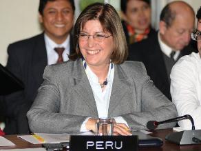 Eda Rivas resalta nivel de hermandad entre Tacna y Arica