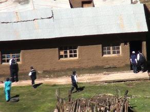 Brigadistas alertan aparición de enfermedades en Huancavelica