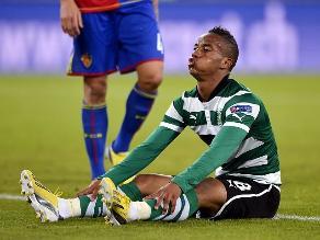 Sporting de Lisboa descarta fichaje de André Carrillo a Rennes