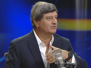 Raúl Diez Canseco anunció su retorno a Acción Popular