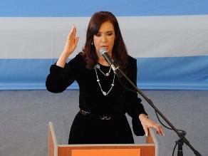 Expectación por reaparición de Cristina Fernández tras largo silencio