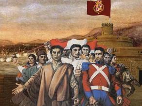 Un día como hoy: las fuerzas libertadoras toman el Real Felipe del Callao
