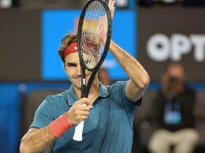 Federer doblega a Murray y será el rival de Nadal en semifinales