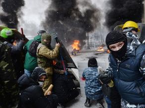 Ucrania: Fiscalía denuncia secuestro de más de 50 personas en Kiev