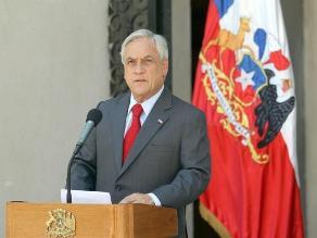 Piñera: Chile va a cumplir y también va a exigir que se cumpla el fallo