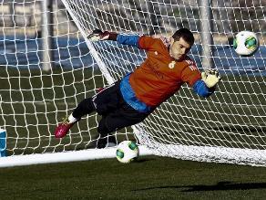 Casillas marca un nuevo registro de imbatibilidad en su momento más extraño