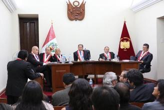 Arequipa: TC dejó al voto demandas contra Ley Servir y Servicio Militar