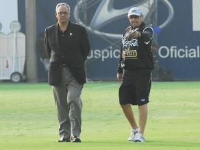 Manuel Burga insiste que Sergio Markarián vuelva al mando de la selección