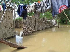 Visitarán cuencas lambayecanas para evaluar vulnerabilidad por lluvias