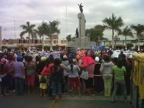 Angostura: pobladores de Espinar exigen distribución equitativa de agua