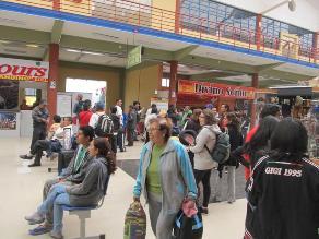 Menor que fugó de su casa fue hallada en terminal del Cusco