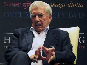 Mario Vargas Llosa no puede describir la realidad sin hablar del sexo
