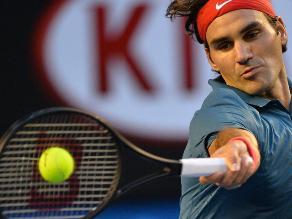La raqueta mágica y misteriosa de Roger Federer