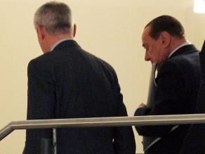 Berlusconi y otros 44 investigados por falso testimonio en el caso Ruby