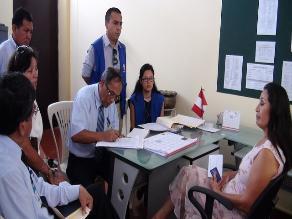 Chiclayo: Defensoría detecta condicionamientos en las matrículas