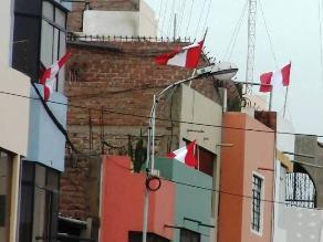 Trujillo: disponen embanderar casas de Huanchaquito por fallo de La Haya