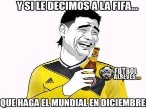 Falcao y los memes sobre la lesión que podría dejarlo fuera de Brasil 2014