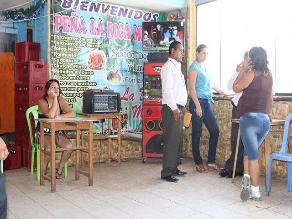 Chiclayo: Clausuran chicheríos y bares de mala reputación
