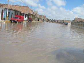 Chiclayo: Pobladores de JLO limpiarán techos por lluvias