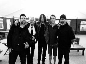Soundgarden llegará a Lima cinco días antes de concierto