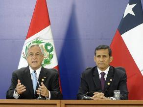 Piñera dice que probablemente llamará a Humala tras conocerse fallo