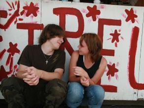 Decepción y desilusión en el primer amor adolescente