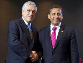Humala y Piñera se reunirán en febrero tras fallo de La Haya