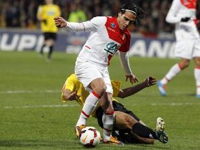 Radamel Falcao será operado el sábado en un hospital de Oporto