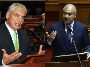 Villanueva justifica que Pedraza asesore a Humala en temas policiales